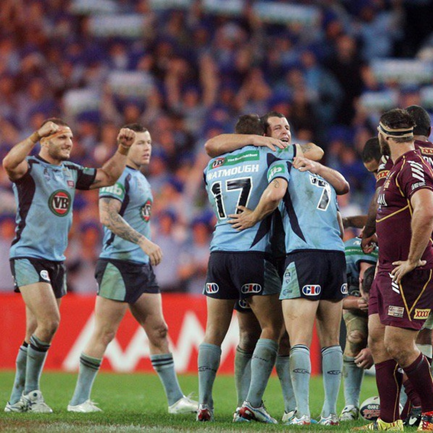 Win The Ultimate Luxury State Of Origin Experience