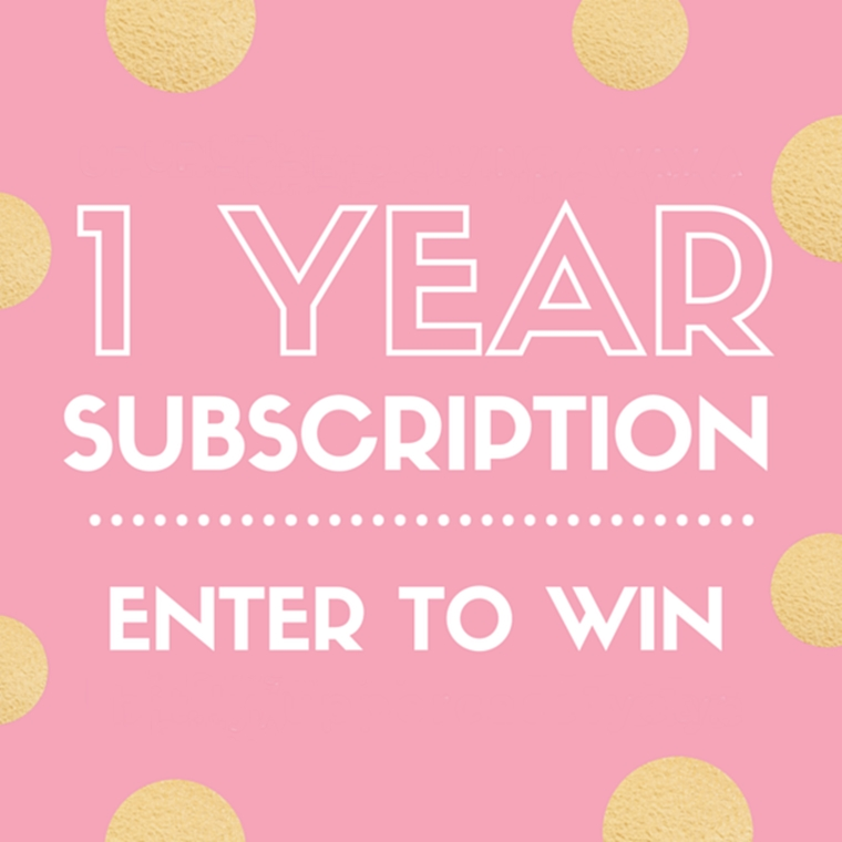Win a Free Year's Subscription to Netflix