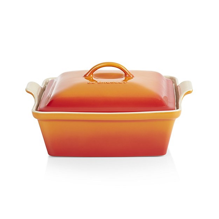 Win a Le Creuset Heritage Baking Dish