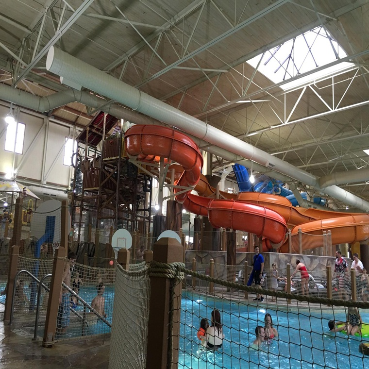 Win a stay at one of Great Wolf Lodge's 12 resorts nationwide