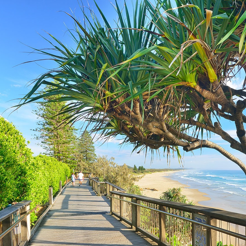 Win A Coolum Beach Holiday And Kayaking Tour
