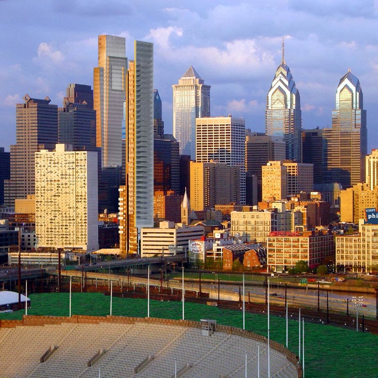 Win a trip to Philadelphia, PA.