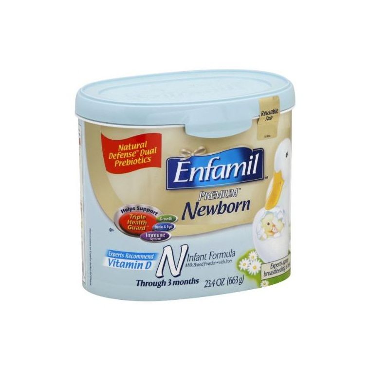 Win A iPad Mini & Two Cases of Baby Formula
