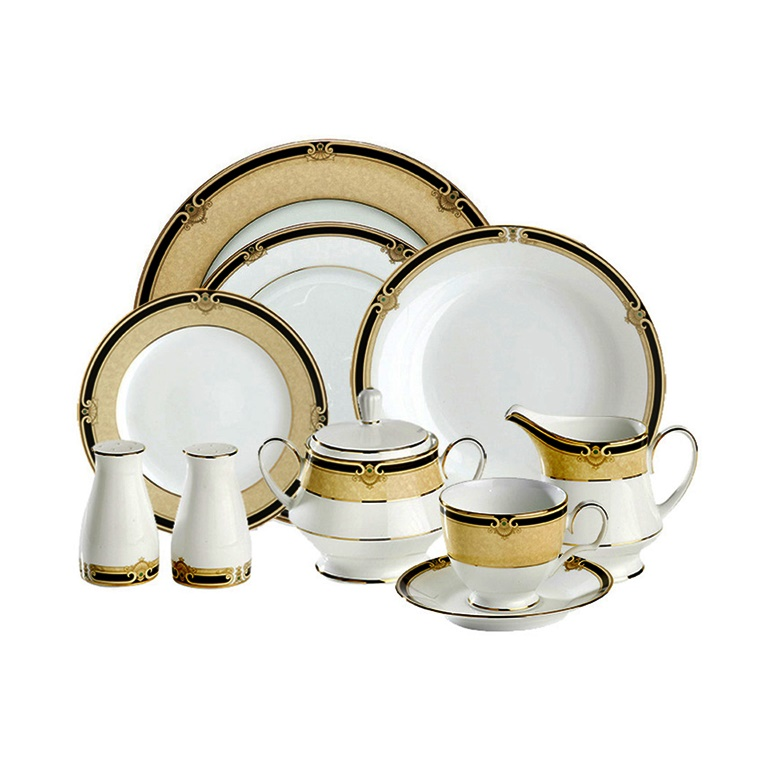 Win a Noritake Contempo China Dinnerware Set