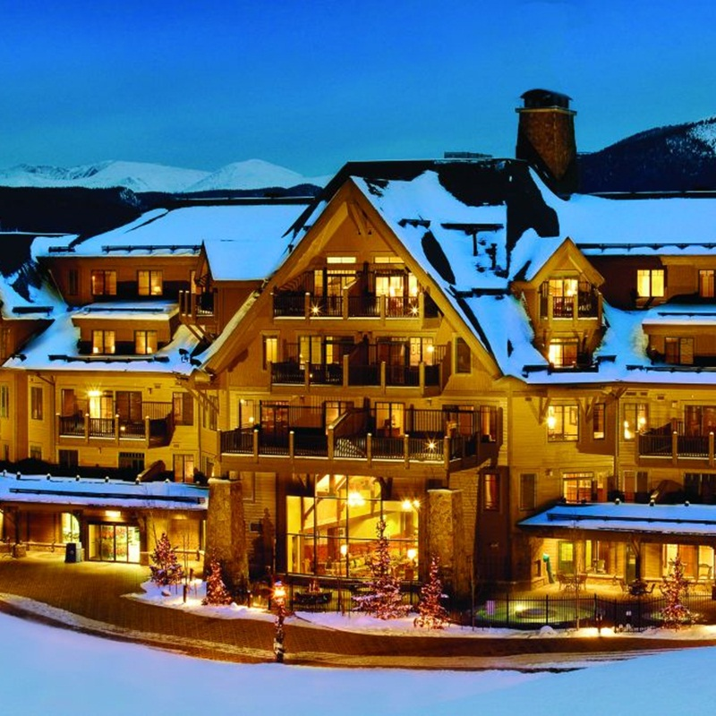 Win a Stay at Ski Mountain Hotel Located in Colorado