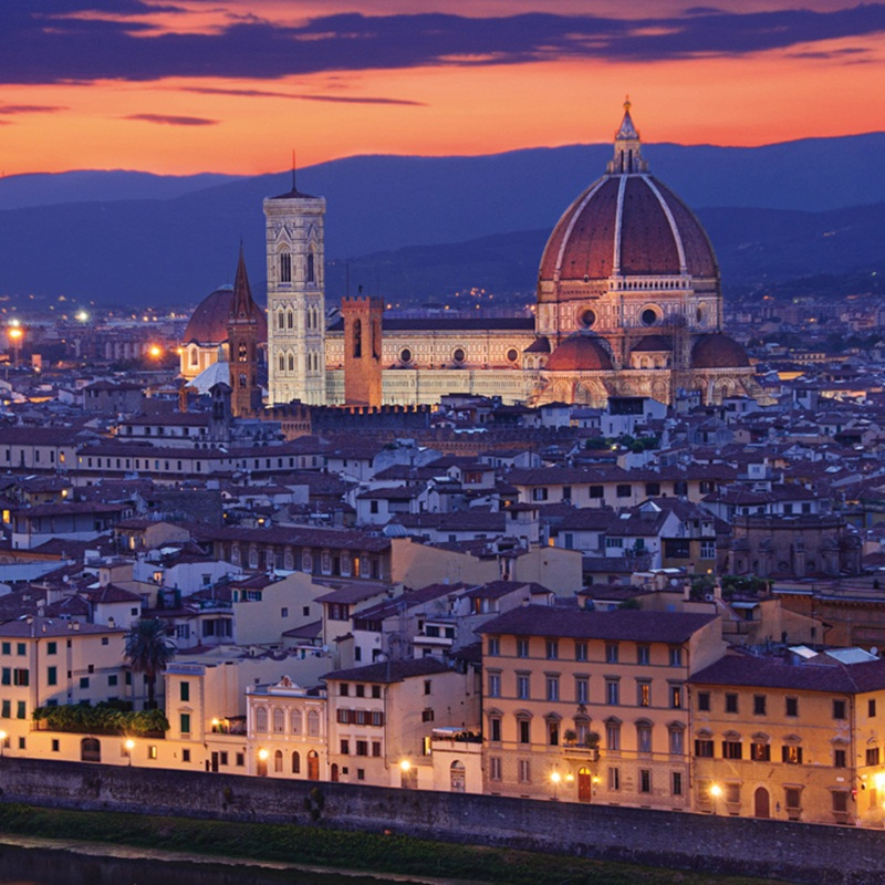 Win a Win a trip to Florence