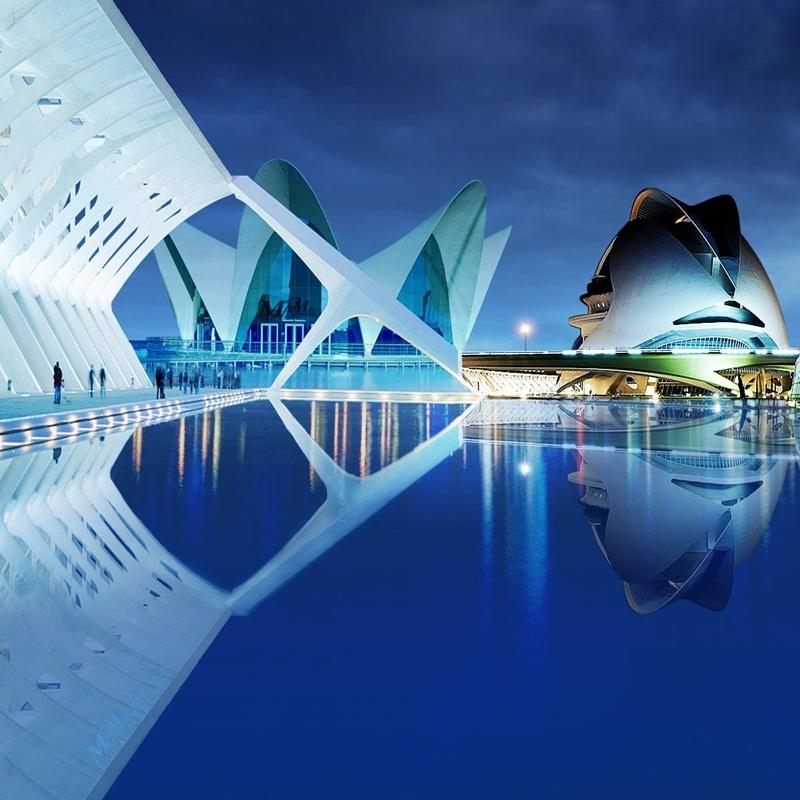 Win a trip Valencia, Spain