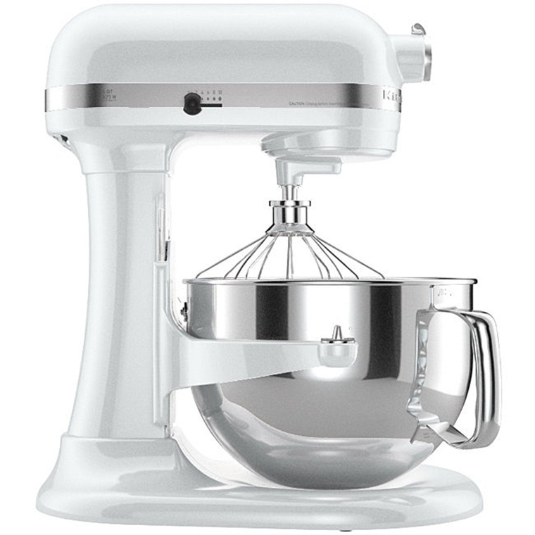 Win a KitchenAid Professional Series 6-Quart Mixer