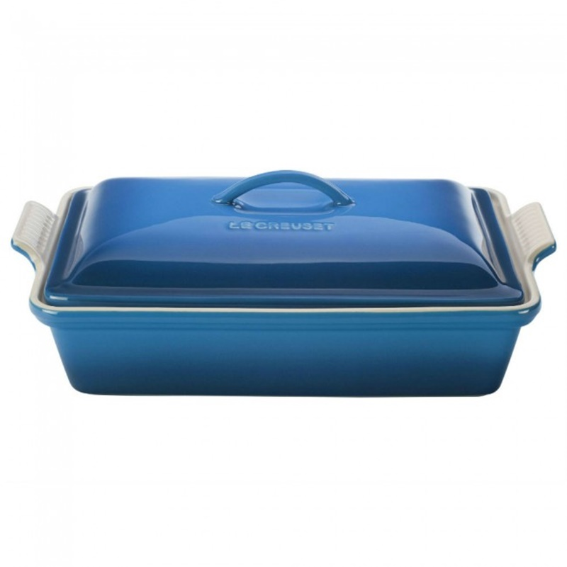Win a Le Creuset Heritage Covered Rectangular Dish