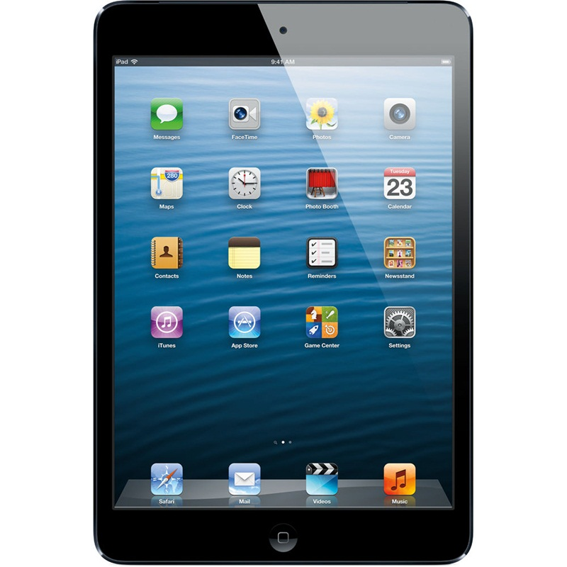 Win a 16GB Black iPad and more.