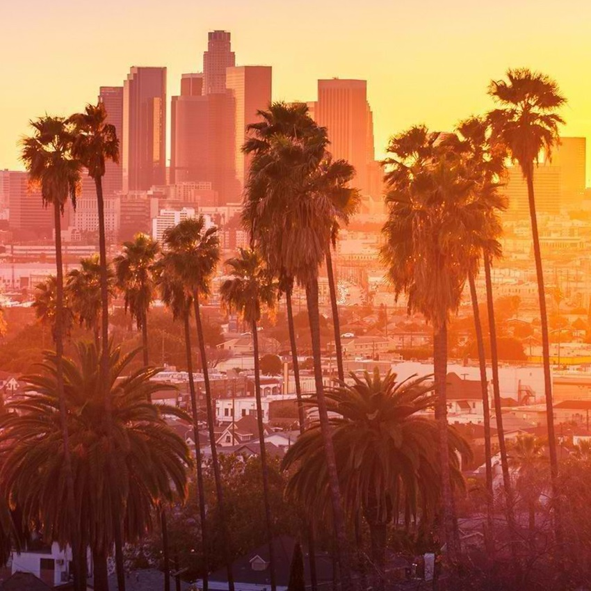 Win A Trip For 4 To Los Angeles, California