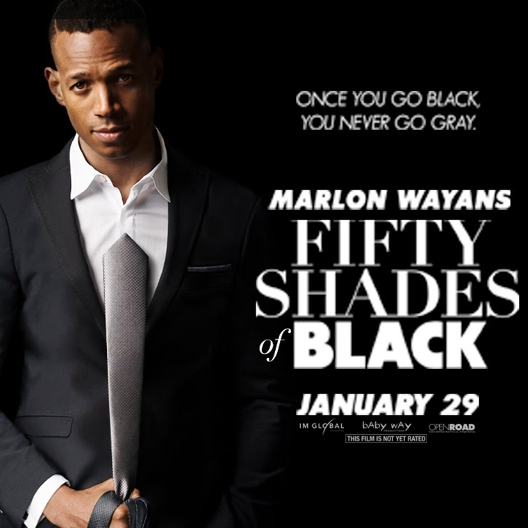 Win a Fifty Shades Of Black Prize Pack