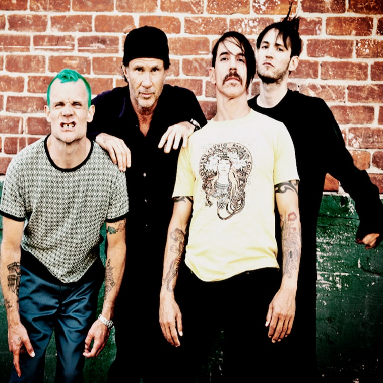 "Win A CD Titled ""The Getaway"" By The Red Hot Chili Peppers"