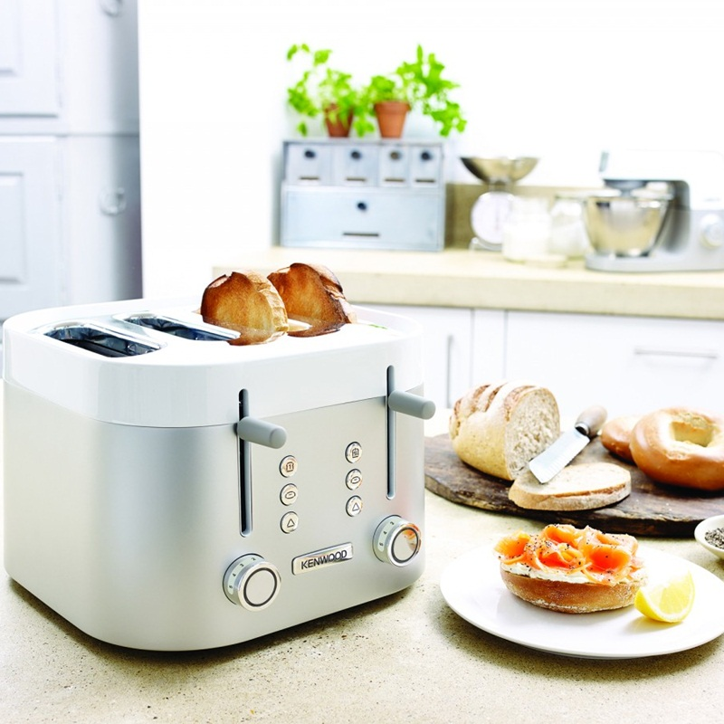 Win a Kenwood KSense Breakfast Collection