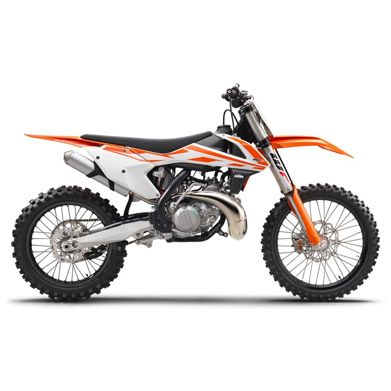 Win a Custom KTM 250 SX-F Factory Edition Motocross Motorcycle