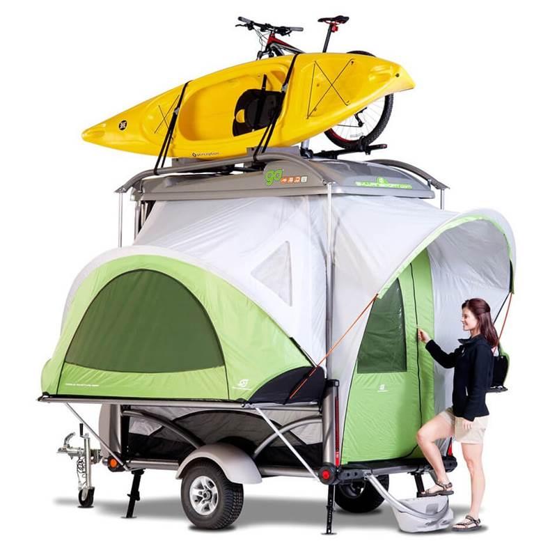 Win a Sylvansport Go Camper