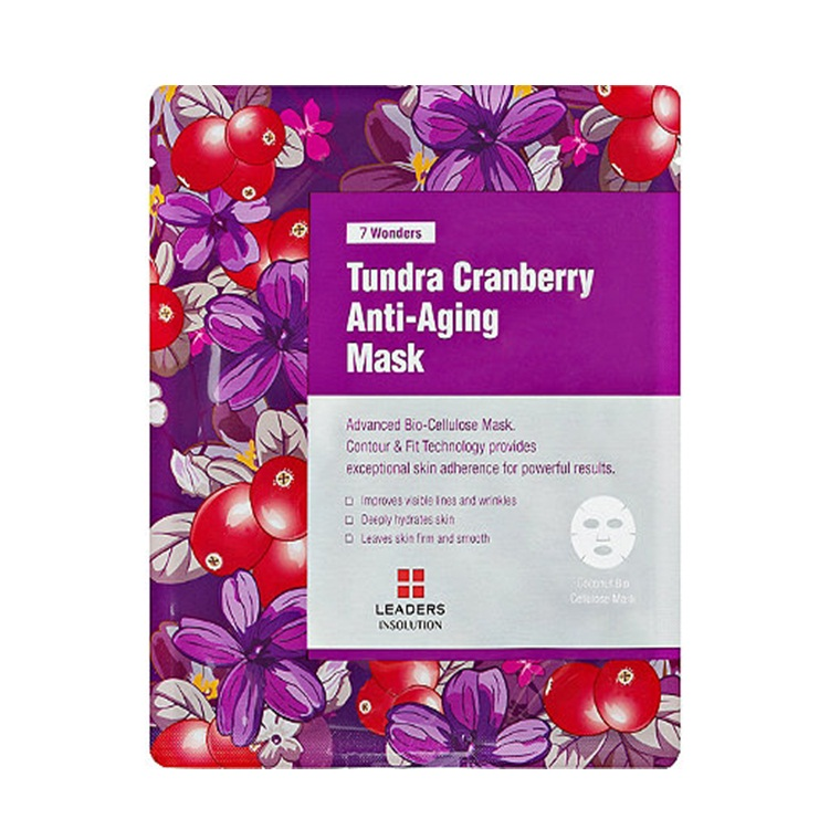 Win a Leaders 7 Wonders Tundra Cranberry Anti-Aging Mask
