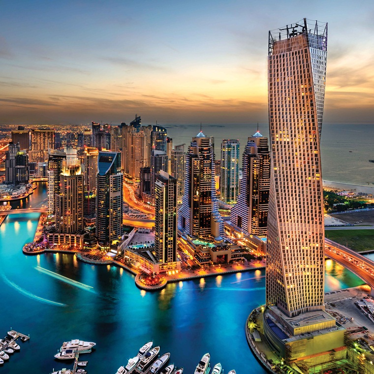 Win a 5-Day trip to Dubai