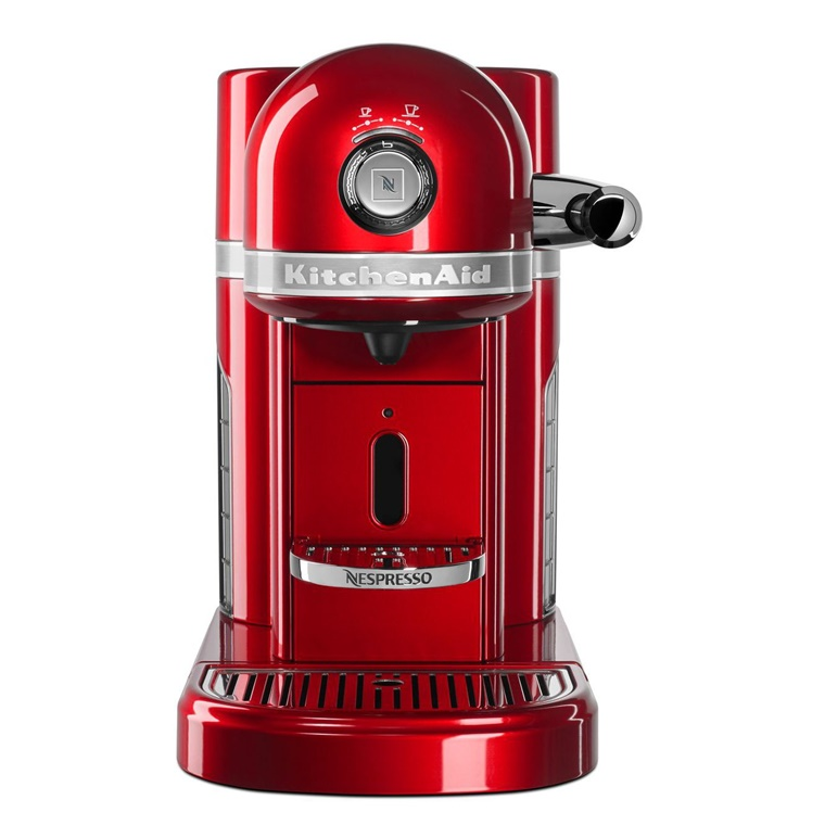 WIN a KitchenAid Nespresso Machine
