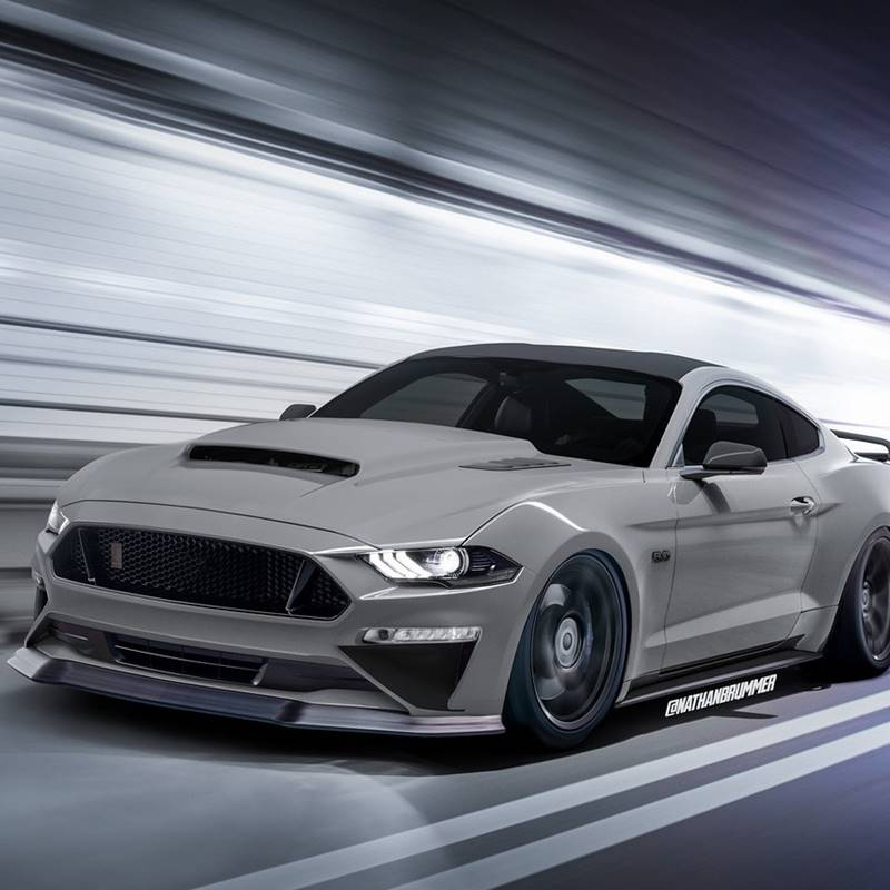 Win a 2019 Ford Mustang GT