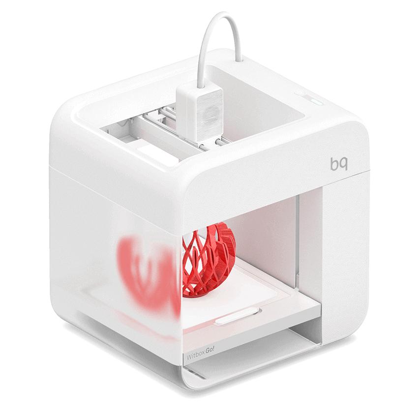 Win a BQ Witbox Go 3D Printer