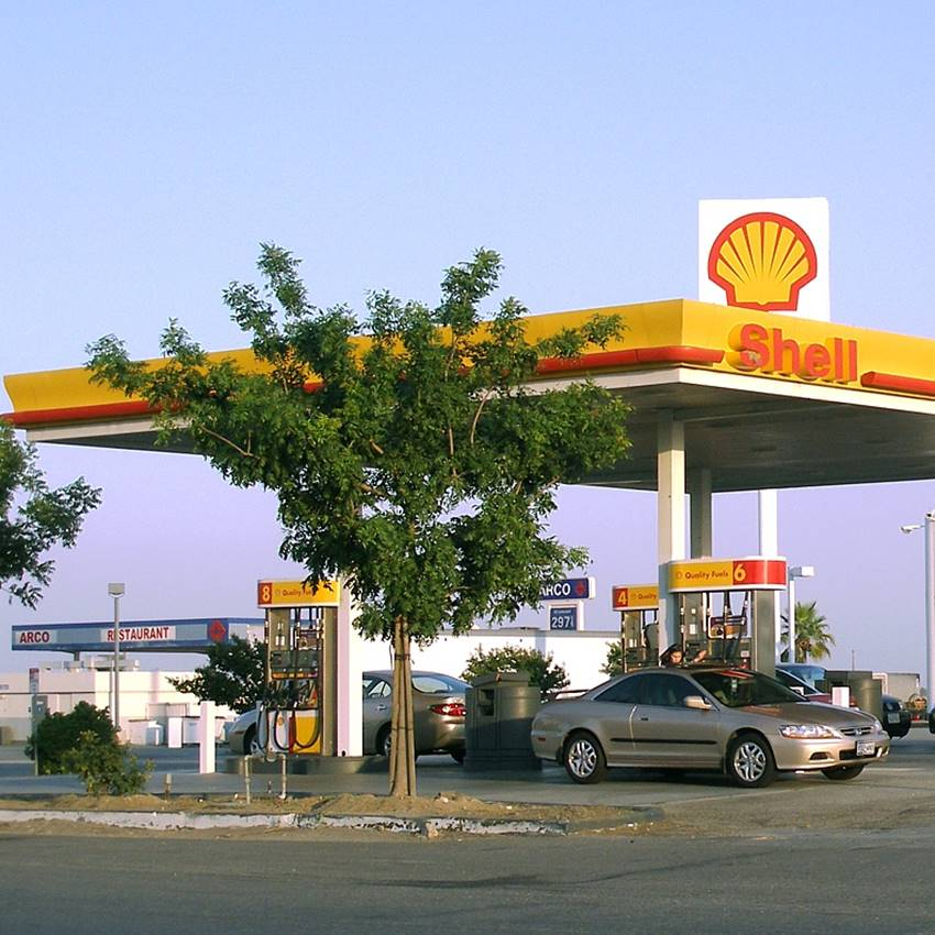 Win A Shell Fuel
