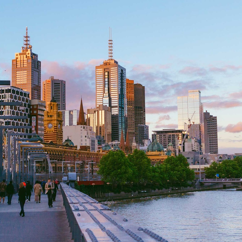 Win the Ultimate Melbourne Experience