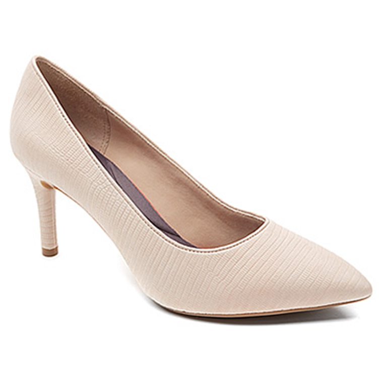 Win A Stylish And Comfy Pointy Toe Pumps From Rockport