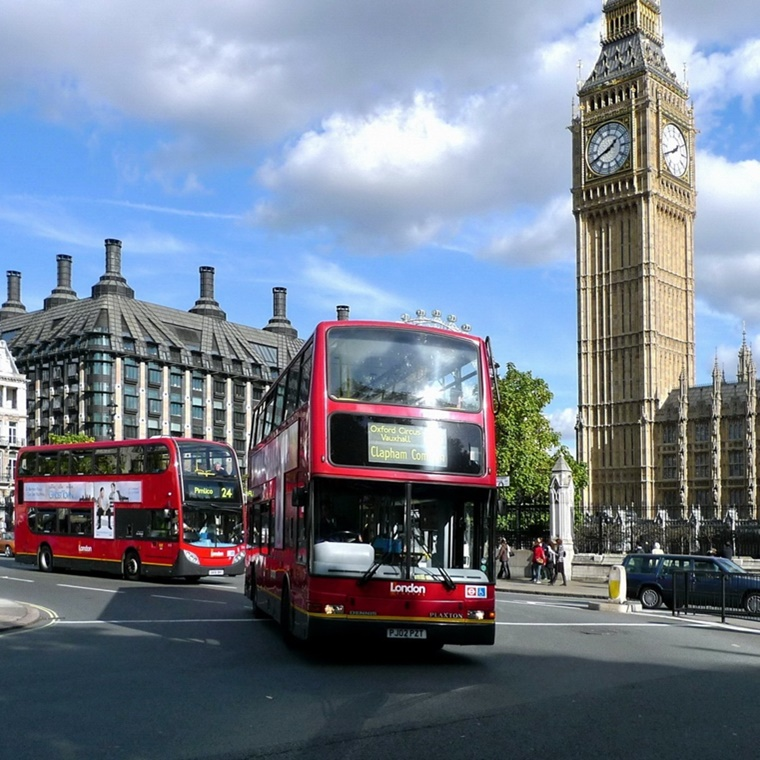 Win A Trip for 2 to London