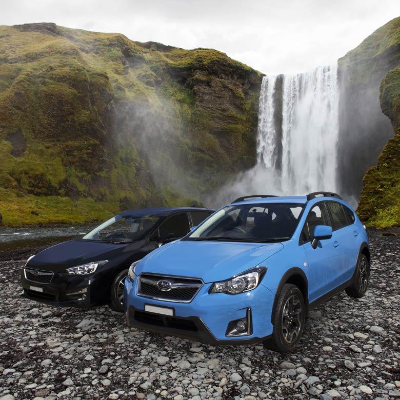 Take off in a brand new Subaru car!