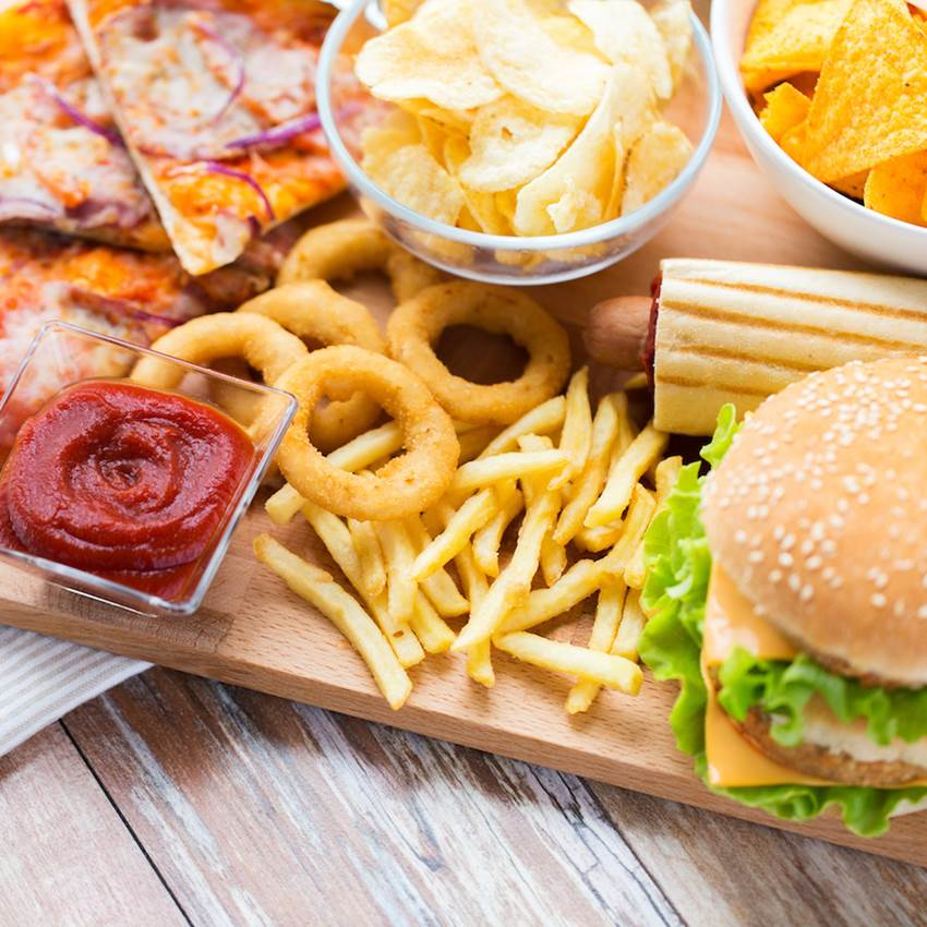 Win A Year's Worth Of Junk Food