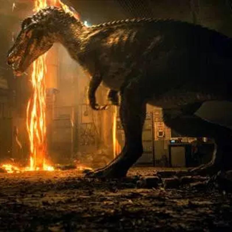 Win a Jurassic World: Fallen KingdomTicket