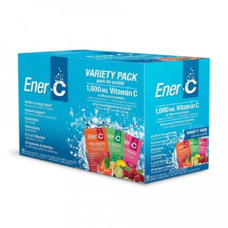 Win a 1 Year Supply of Ener-C