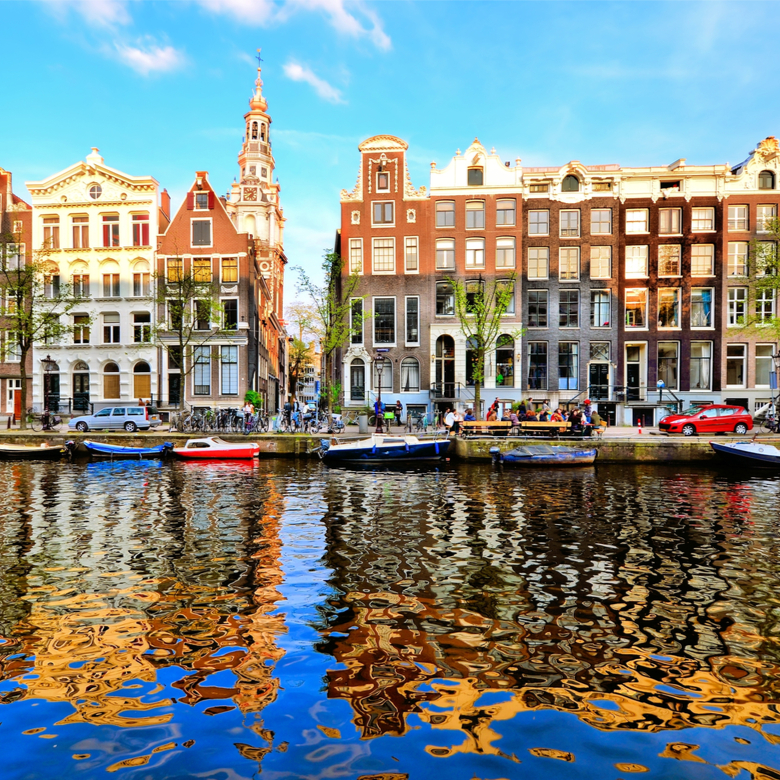 Win an unforgettable experience in Amsterdam in 2017!