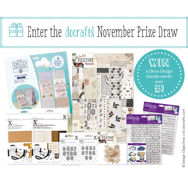 Win a Deco Design bundle
