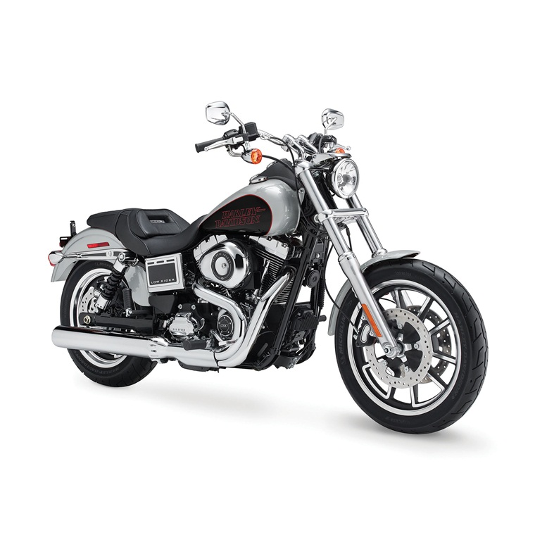 Win a Harley-Davidson Low Rider Motorcycle and a VIP TRIP