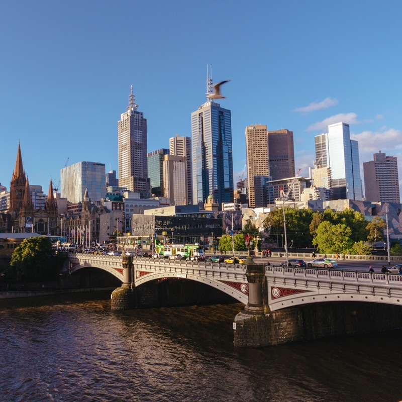 Win a Holiday Trip to Melbourne