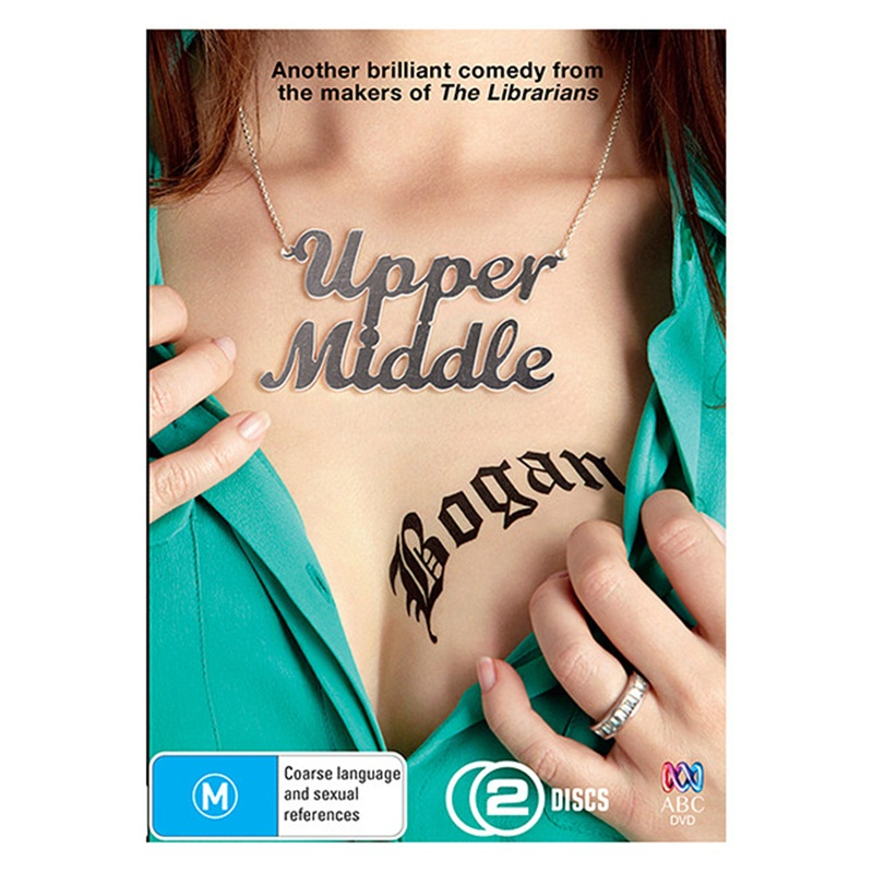 Win a Upper Middle Bogan Series 3 DVD