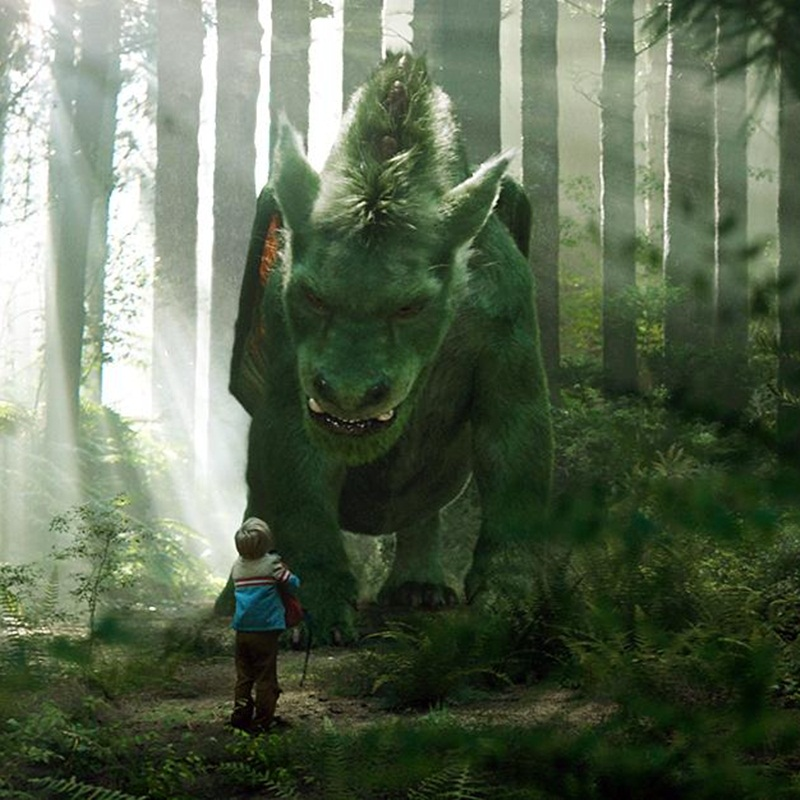 Win a family pass to see Disney's Pete's Dragon