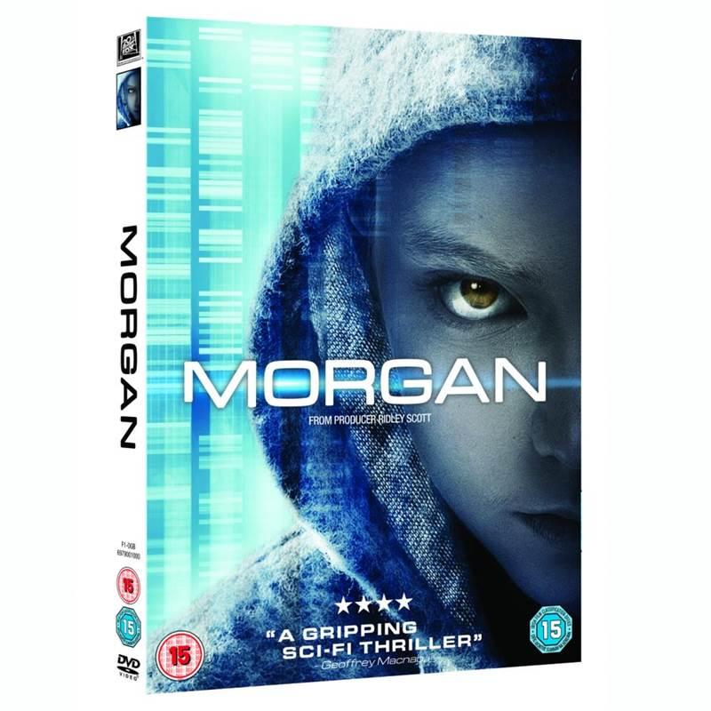Win a Copy of Morgan on DvD