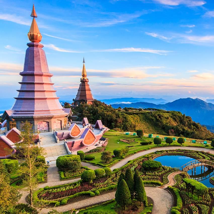 Win A Trip To Thailand