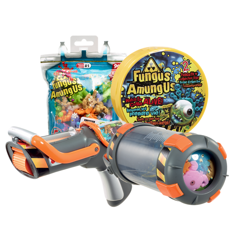 Win 1 Of 10 Fungus Amungus Prize Packs