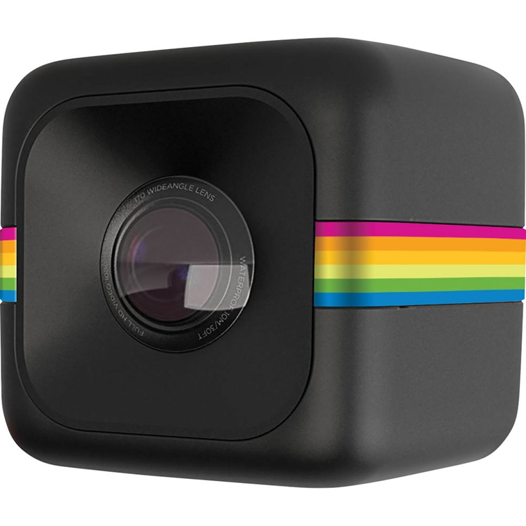 Win a Cash & Polaroid Cube+ video camera