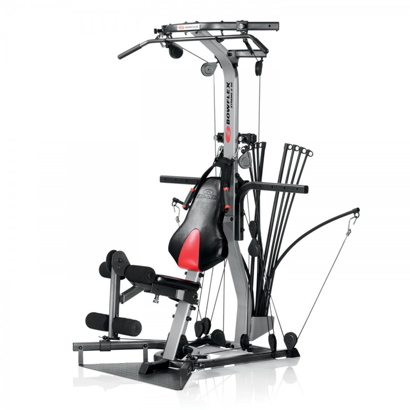 Win a Bowflex Xtreme 2 SE Home Gym and more.