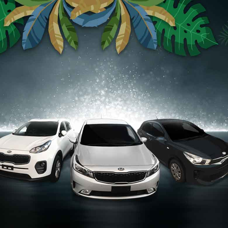 Win a Kia for yourself!