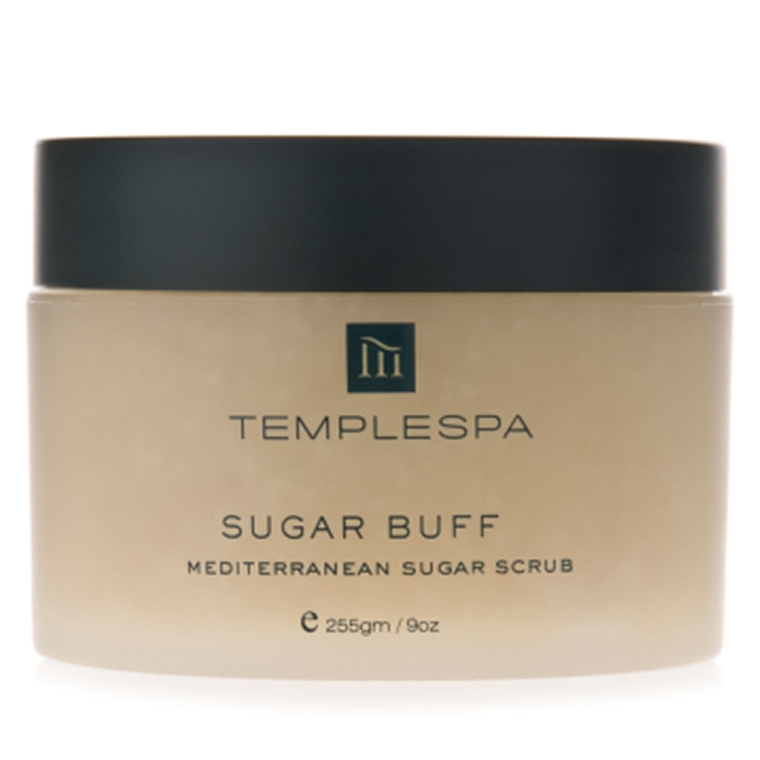 Win a Temple Spa Body Scrub and Body Balm