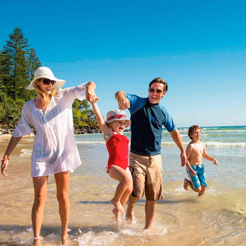 Win A Gold Coast Holiday