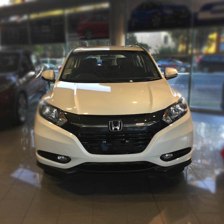 Drive away in a brand new Honda!