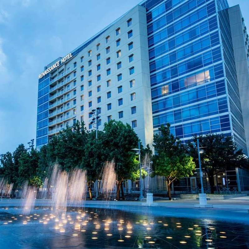 Win a Stay at the Renaissance Dallas Richardson Hotel
