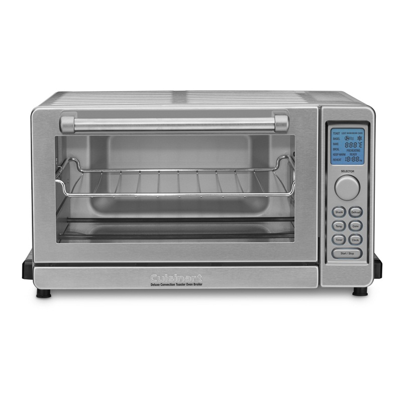 Win a Cuisinart Deluxe Convection Toaster Oven